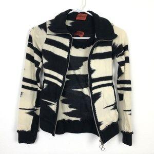 Missoni Jacket Tank Top Set Outfit Black 2 Piece